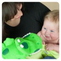 XKKO Žinka s bábkou (BA) - Zebra