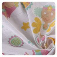 Vysokogramážné detské plienky XKKO LUX 80x80 - potlač Pre Dievčatá 10x3ks VO bal.