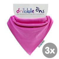 Dribble Ons Classic - Fuchsia 3x1ks VO bal.