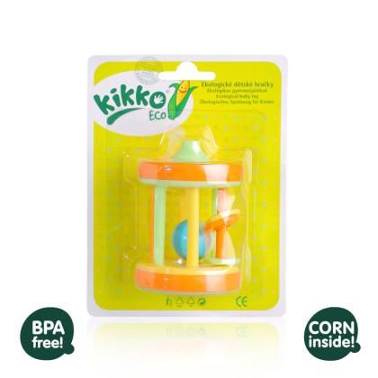 Ekologická hračka XKKO ECO - Bubienok