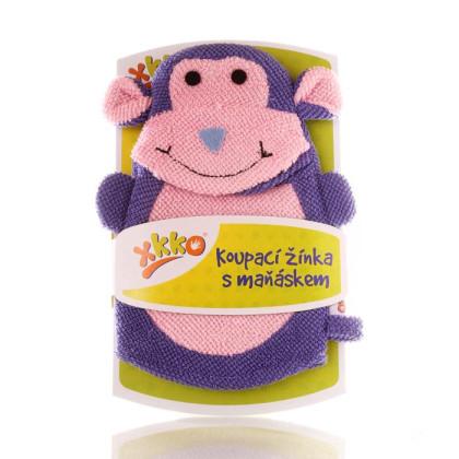 XKKO Žinka s bábkou (PE) - Opička