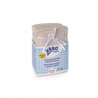 Viacvrstvé plienky XKKO Organic (4/8/4) - Newborn Natural
