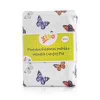 Prebaľovacia podložka XKKO 50x70 - Butterflies