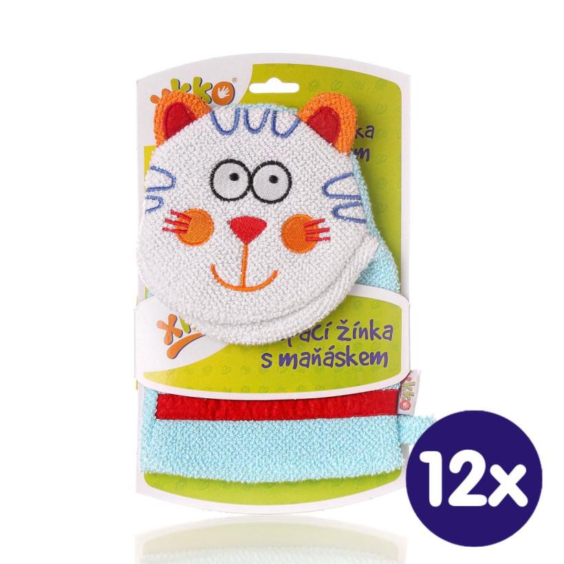 XKKO Žinka s bábkou (BA) - Kočička 12x1ks VO bal.