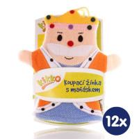 XKKO Žinka s bábkou (BA) - Král 12x1ks VO bal.