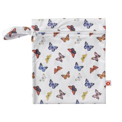 Nepremokavé vrecko XKKO Veľkosť S  - Butterflies