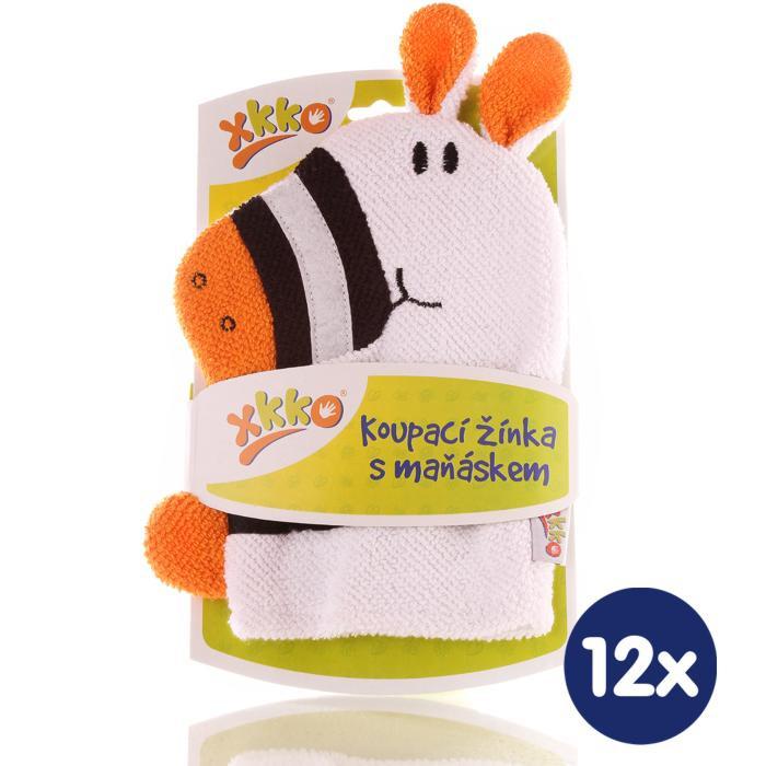 XKKO Žinka s bábkou (BA) - Zebra2 12x1ks VO bal.