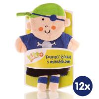 XKKO Žinka s bábkou (BA) - Malý pirát 12x1ks VO bal.