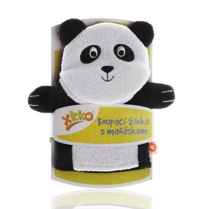 XKKO Žinka s bábkou (BA) - Panda